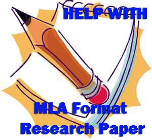 How To Write a Research Paper MLA Format